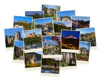 Luxembourg travel images Royalty Free Stock Photo