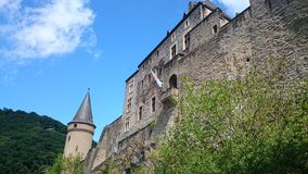 Luxembourg Vianden Stock Photography
