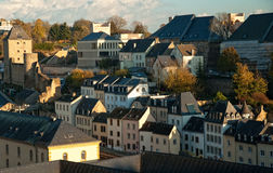 Luxembourg Stock Image
