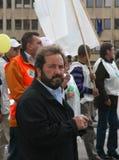 Luxembourgish MP candidate Gibéryen Stock Photos