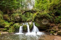 Luxembourgs Mały Szwajcaria Zdjęcia Royalty Free