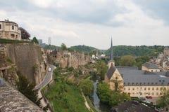 Luxemburg Stockfotos