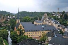 Luxemburg Stock Afbeelding