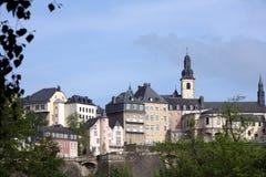 Luxemburg Stock Foto's