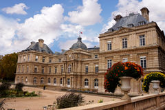 Luxemburg garden in Paris Stock Photography