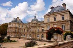 Luxemburg garden in Paris Stock Photography