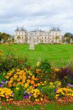 Luxemburg Garden, Paris Stock Photo