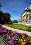 Luxemburg gardens Royalty Free Stock Photo