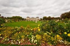 Luxemburg gardens Stock Image