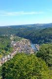 Luxemburg landskap Arkivbilder