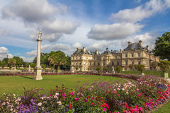 Luxemburg palace Paris France Stock Photography
