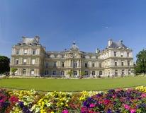 Luxemburg palace in Paris royalty free stock photos