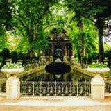 Luxemburg Parijs royalty-vrije stock afbeelding