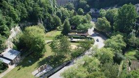 Luxemburgo um país pequeno em Europa Imagens de Stock Royalty Free