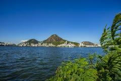 Luxeplaats van de lagune Ontdek de schoonheid van La royalty-vrije stock afbeeldingen
