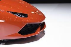 Luxesportwagen Stock Afbeelding
