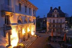 Luxeuil-les-Bains Fotografia Stock Libera da Diritti