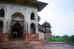 LUXMI寺庙奥拉奇哈 库存图片