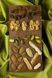 Luxo do chocolate Foto de Stock
