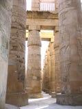 Luxor, Ägypten Stockbild