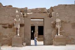 Luxor, Ägypten Stockbilder