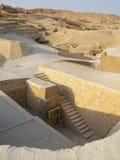 Luxor, Ägypten: Der alte Friedhof der Adligen in Thebes Lizenzfreie Stockbilder