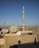 Luxor, η άποψη της πόλης Στοκ Εικόνες