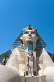 luxor ξενοδοχείων sphinx Στοκ Φωτογραφία