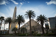 Luxor Casino in Las Vegas Stock Photo