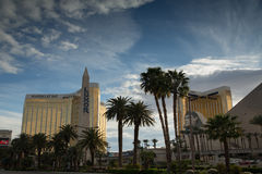 Luxor Casino in Las Vegas Royalty Free Stock Photography