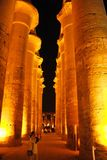 Luxor egiptu Fotografia Royalty Free