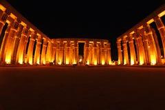 Luxor egiptu Zdjęcia Royalty Free