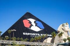 Luxor em Las Vegas fotos de stock royalty free