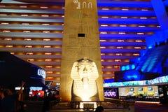 Luxor-Hotel & Casino 48 stock foto