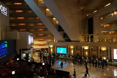 Luxor-Hotel & Casino 17 royalty-vrije stock afbeelding