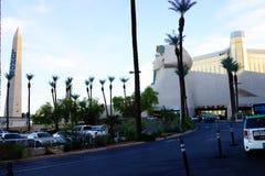 Luxor-Hotel & Casino 4 royalty-vrije stock afbeelding
