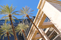 Luxor Hotel and Casino in Las Vegas. Royalty Free Stock Photography