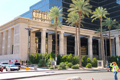 Luxor Hotel and Casino in Las Vegas. Stock Photos