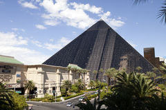 Luxor Hotel and Casino - Las Vegas, Nevada Stock Images