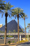 Luxor hotel and casino in Las Vegas, Nevada Stock Images