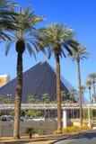 Luxor hotel and casino in Las Vegas, Nevada Stock Images