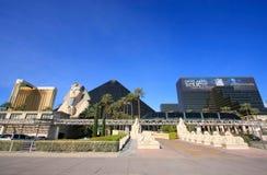 Luxor hotel and casino in Las Vegas, Nevada Royalty Free Stock Photos