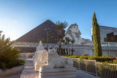 Luxor Hotel Casino - Las Vegas, Nevada, USA Royalty Free Stock Photos