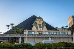 Luxor Hotel Casino - Las Vegas, Nevada, USA Stock Photo