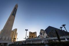 Luxor Hotel Casino - Las Vegas, Nevada, USA Royalty Free Stock Image