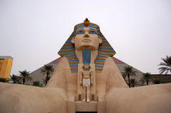 Luxor Hotel in Las Vegas Royalty Free Stock Images