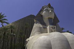 Luxor hotel las vegas Stock Photos