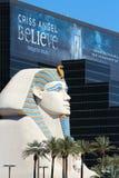 Luxor Las Vegas stock afbeelding