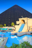 Luxor Las Vegas Hotel and Casino Royalty Free Stock Photos