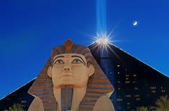 Luxor Las Vegas a hotel and casino. USA Stock Photos